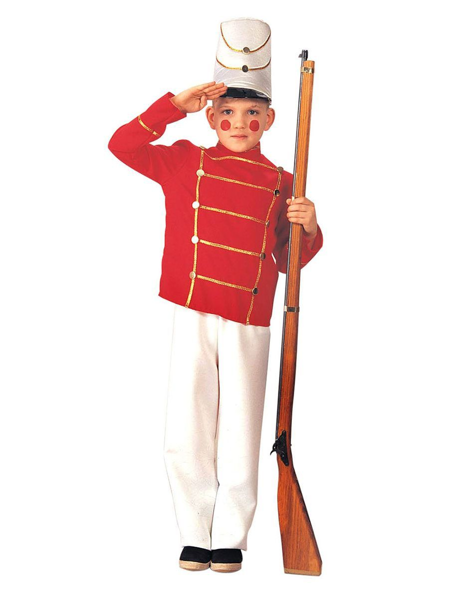 Toy Soldier Child Costume  sc 1 st  Wholesale Halloween Costumes & Toy Soldier Child Costume - Boys Costumes for 2018 | Wholesale ...