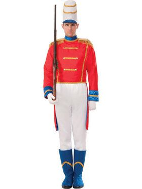Toy Soldier Men's Costume