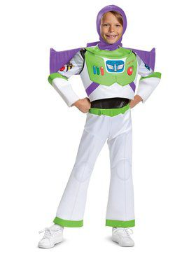 Buzz Deluxe toddler