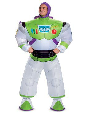 Buzz Lightyear Inflatable adult
