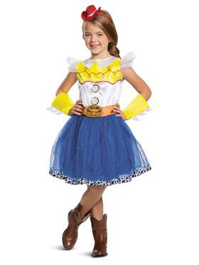 Toy Story 4: Jessie Tutu Deluxe Toddler Costume