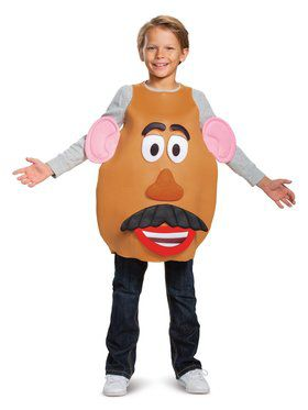 Toy Story 4: Mrs./Mr. Potato Head Deluxe Toddler Costume