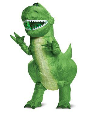 Rex inflatable child
