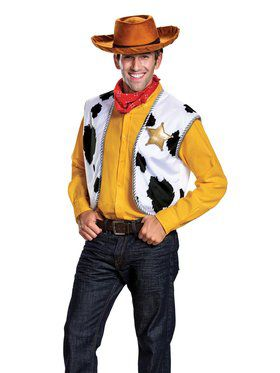 Toy Story 4: Woody Deluxe Adult Kit