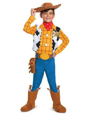 Toy Story 4: Woody Deluxe Toddler Costume