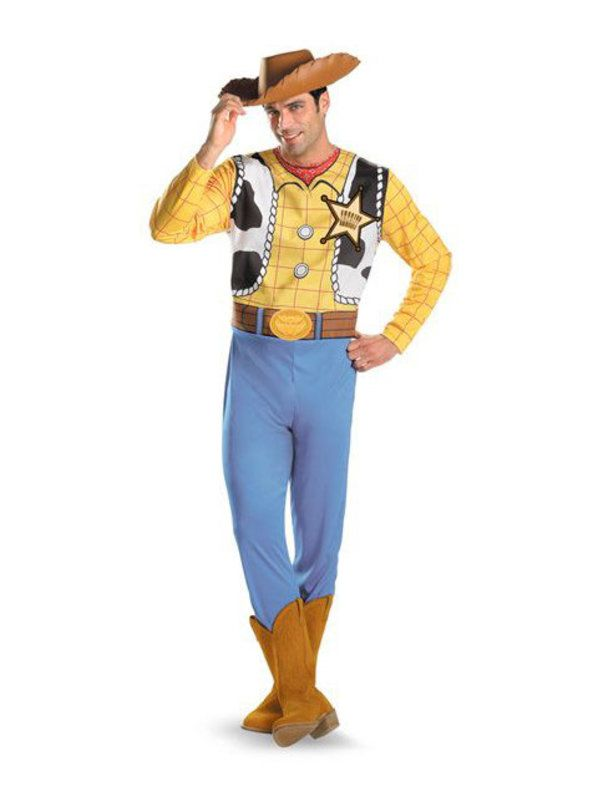 Toy Story Woody Adult Plus Costume  sc 1 st  Wholesale Halloween Costumes & Toy Story Woody Adult Plus Costume - Mens Costumes for 2018 ...