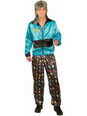 Male Track Suit Adult Costume