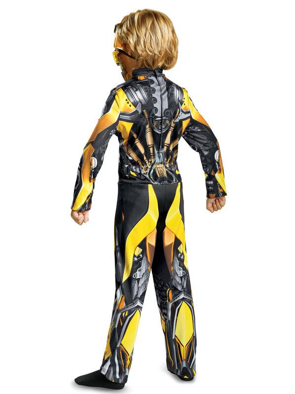 Bumble Bee Transformer Costume Transformer 5 Bumblebe...
