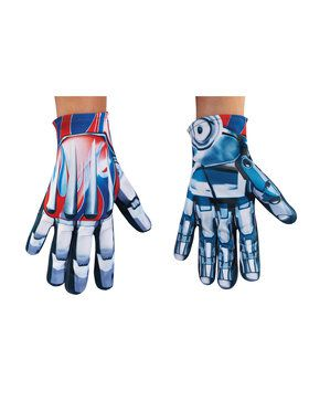 Transformer 5 Optimus Prime Gloves For Children