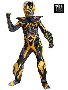 Transformers 4 Bumblebee Prestige Child Costume