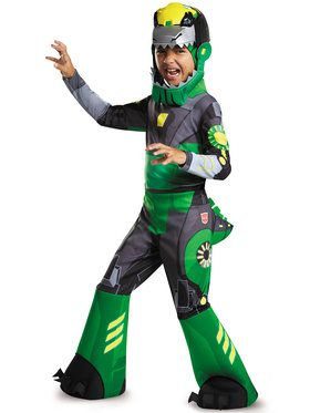 Transformers Grimlock Deluxe Costume Toddler