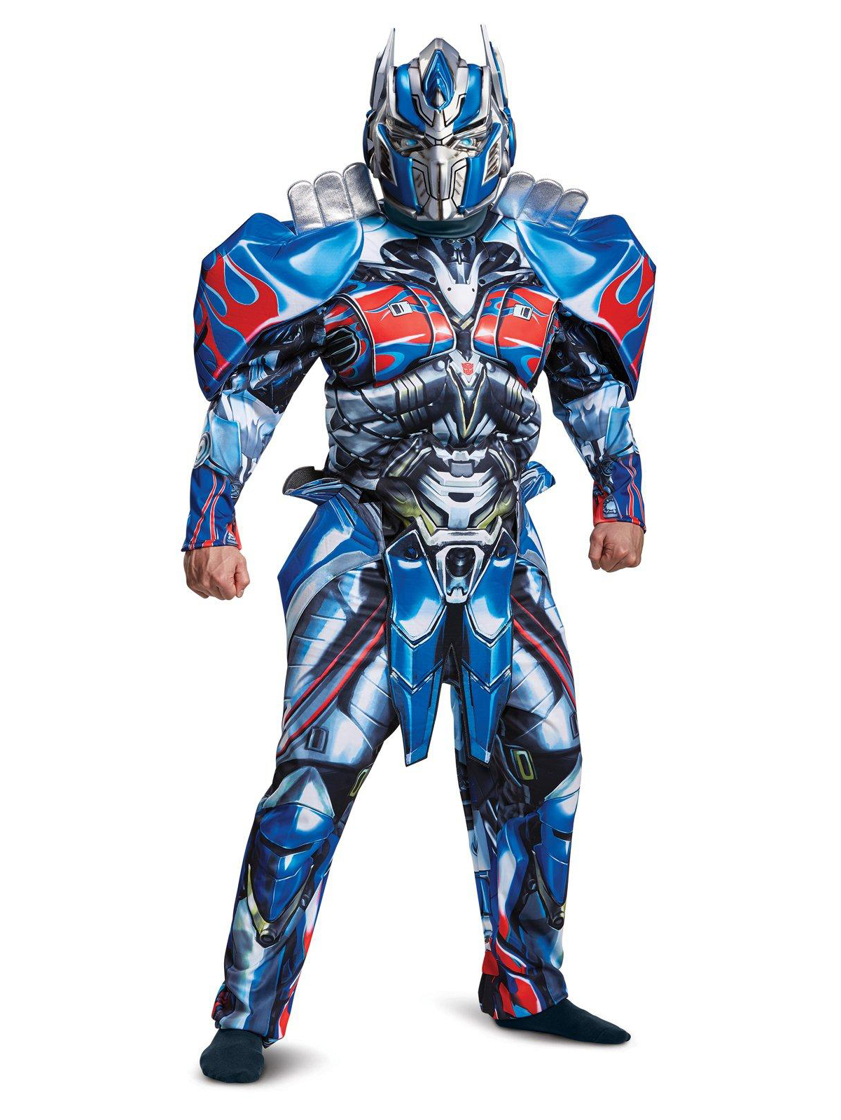 Transformers - Optimus Prime Deluxe Adult Costume DI22462-XL