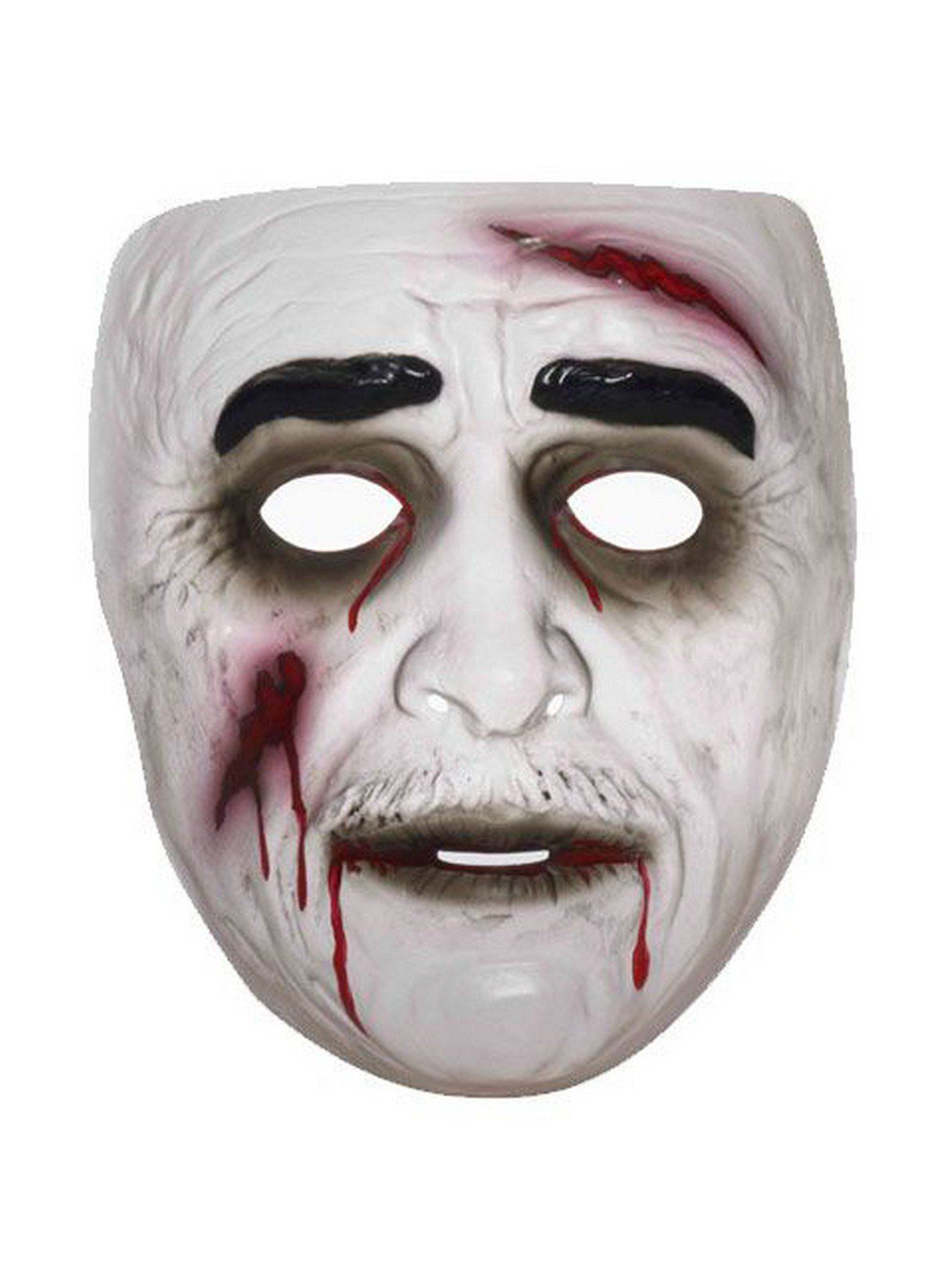 Transparent Zombie Mask Male , Costumes for 2019 , Wholesale