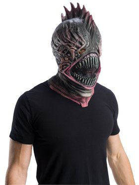 Adult Aquaman Movie Trench Person Overhead Latex Mask
