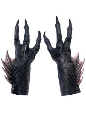 Trench Person Latex Hands Costume Accessories
