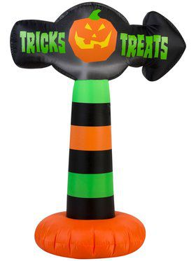 Inflatable Trick or Treater Greeter