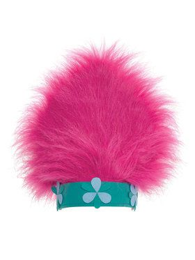 Trolls Deluxe Hat for Girls