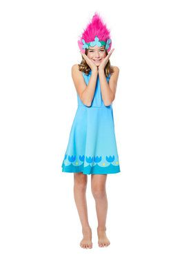Child's Trolls World Tour Poppy Dress Costume
