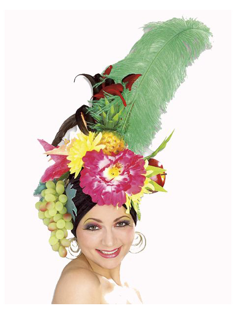 Rubie's Tropicalia Fruit Hat Adult Costume