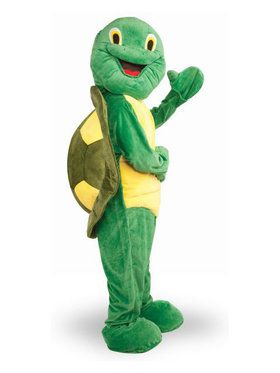 Turtle Mascot Costume for Men