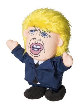 Tweet-El Don Tiny Terror Doll Figure