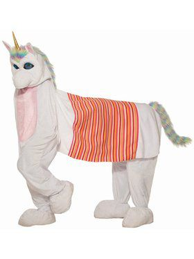 Adult Two Man Unicorn Costume