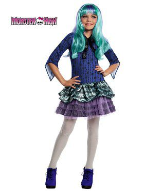 Twyla Monster High Girls Costume