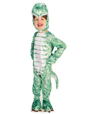 Tyrannosaurus Costume For Children