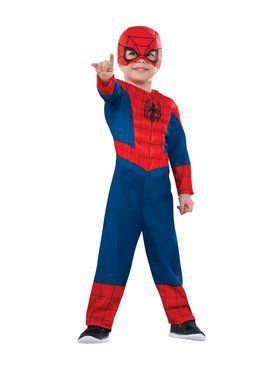 Ultimate Spiderman Costume for Toddlers