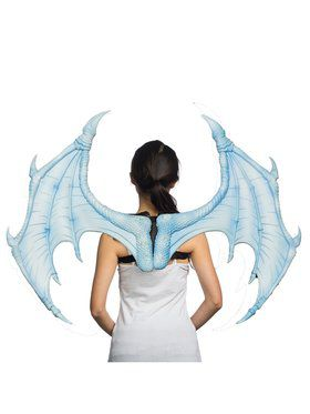 Ultimate Black Supersoft Dragon Wings