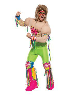 Ultimate Warrior Grand Heritage Men's Costume