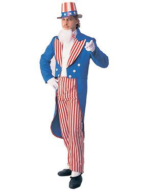 Uncle Sam Costume for Adult