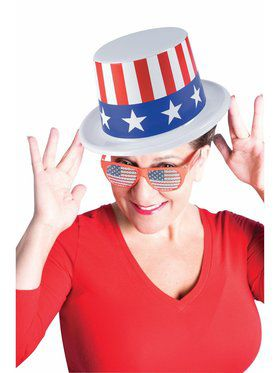 Adult Uncle Sam Hat