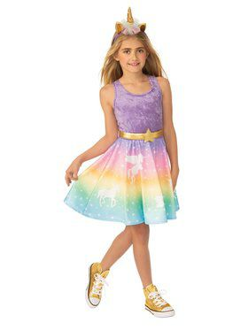 Unicorn Girl Costume for Kids