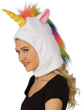 Unicorn Costume Hat
