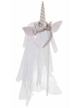 Adult Unicorn Headpiece Wings