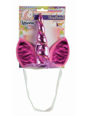 Unicorn Headpiece Accessory