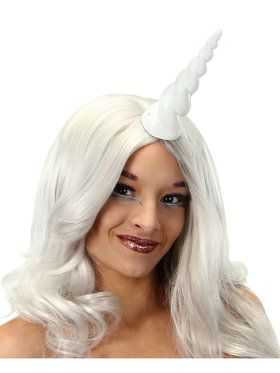 Unicorn Horn White