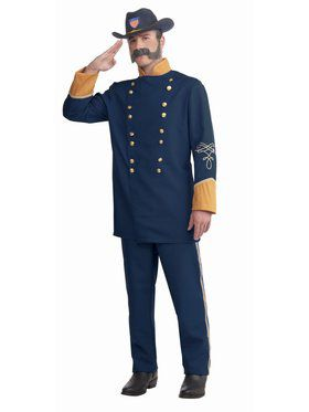 Adult Union Officer Costume
