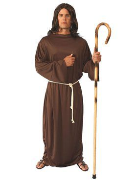 Unisex Biblical Gown Men's Costume