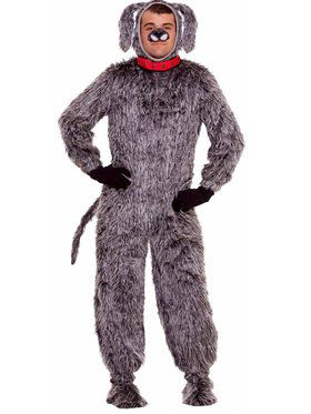 Unisex The Dog Men's Costume