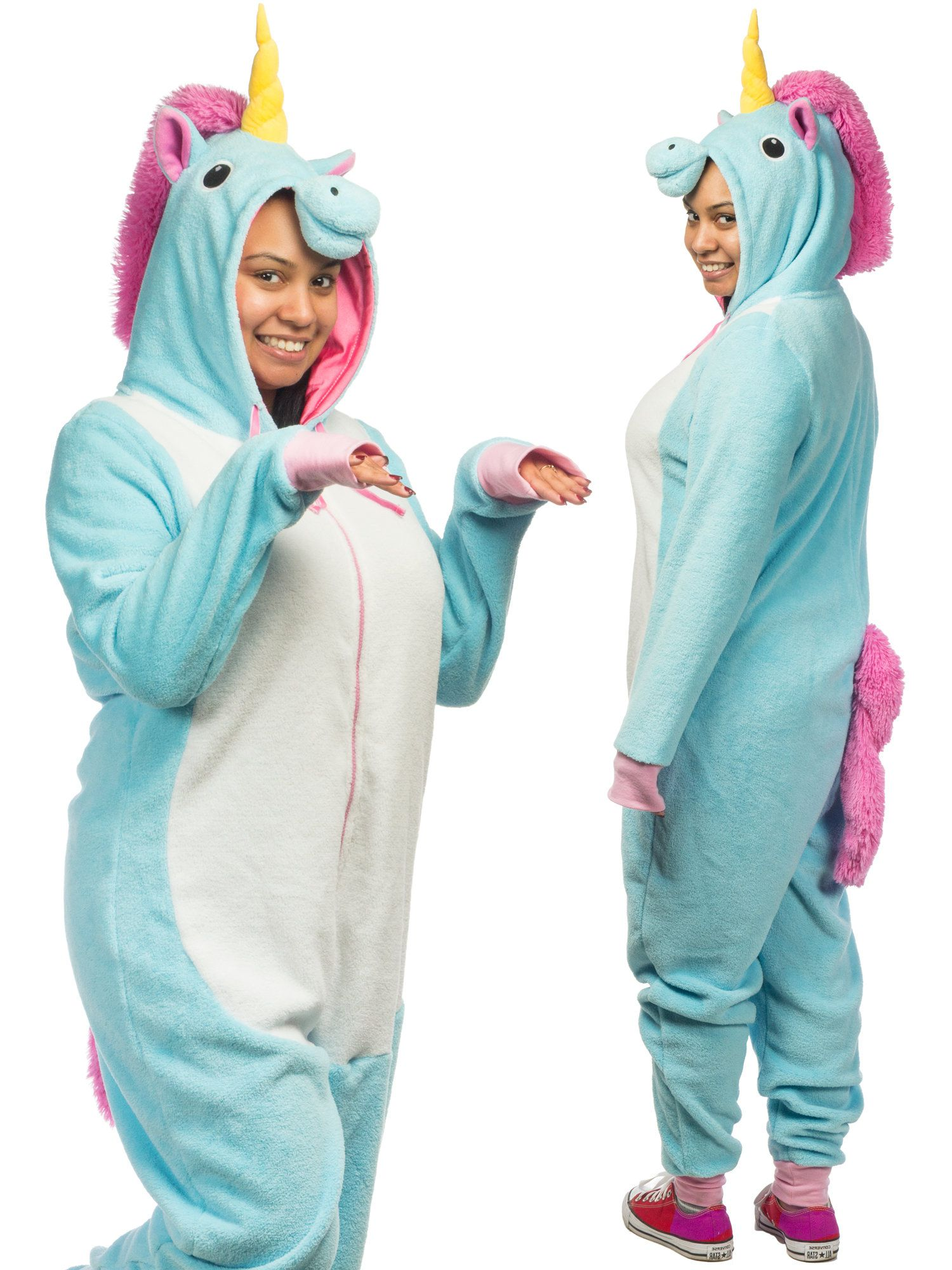 Unisex Unicorn Onesie  sc 1 st  Wholesale Halloween Costumes & Unisex Unicorn Onesie | Unicorns Costumes and Accessories for ...