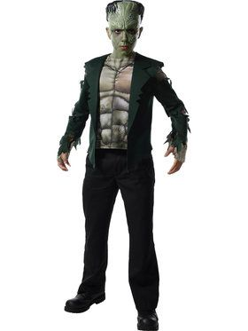 Boys Classic Frankenstein Monster Costume