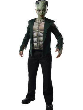 Universal Monsters Frankenstein Costume Makeup Kit