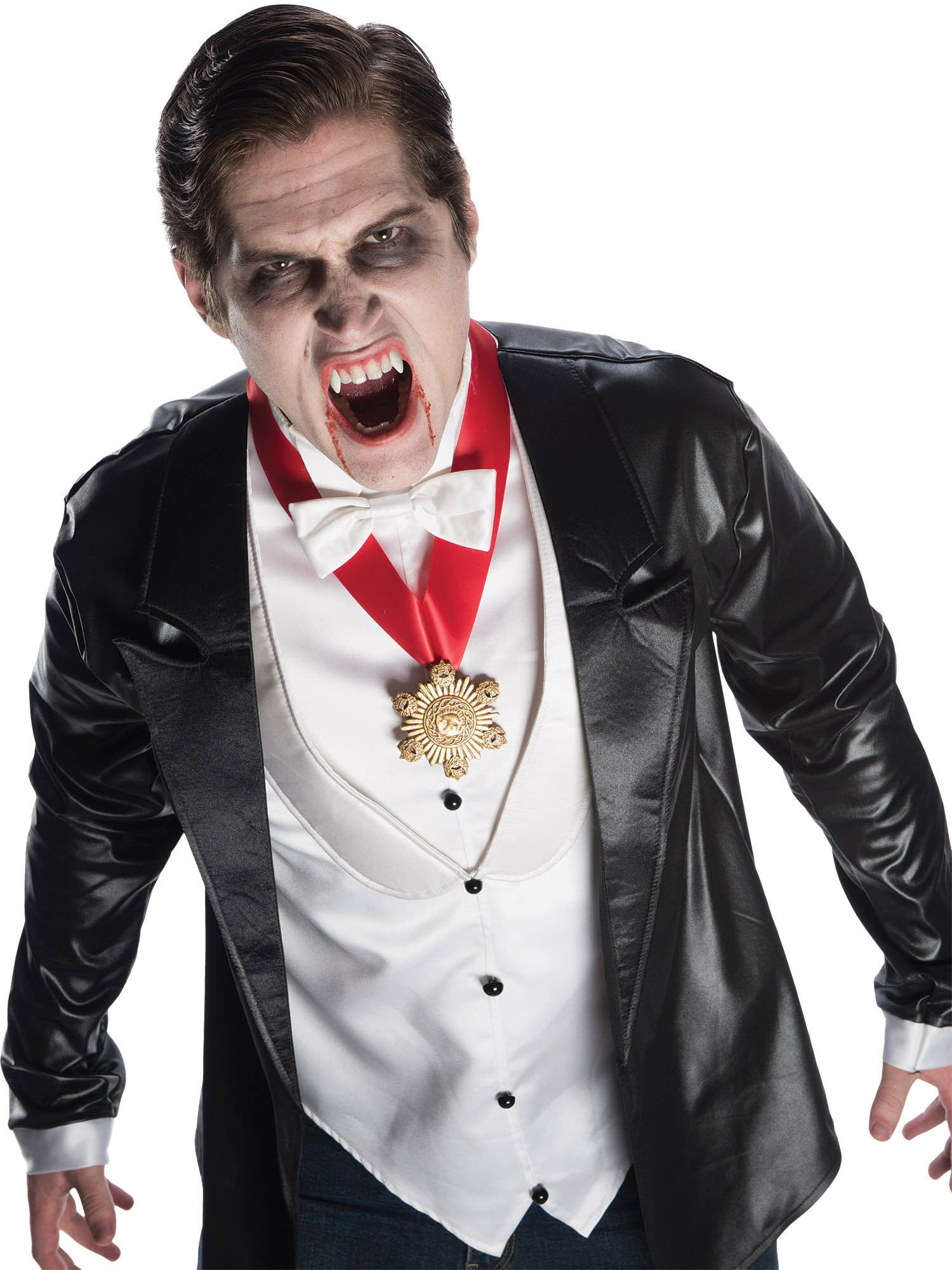 Universal Monsters Dracula Premium Fangs Costumes For 2019 Wholesale Halloween Costumes