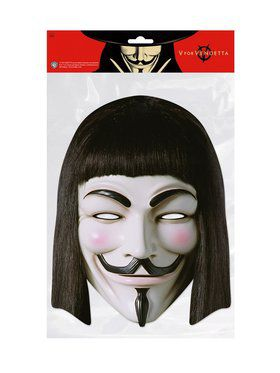 V For Vendetta Movie Mask