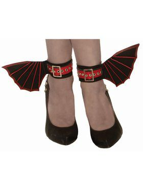 Adult Vampire Ankle Cuffs