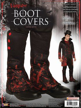 Adult Vampire Bootcovers