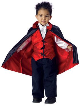 Vampire Costume for Toddler