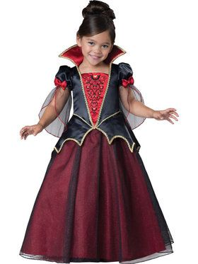 Vampiress Deluxe Costume Toddler